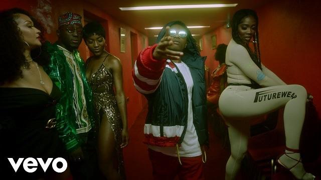 DJ Spinall - Dis Love ft. Wizkid