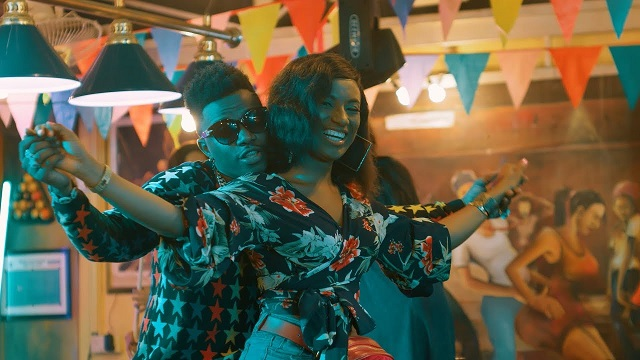 VIDEO: Rayvanny - Gimi Dat ft. Mayorkun