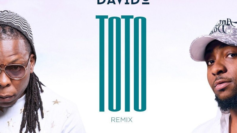 Edem ft. Davido - Toto (Remix)