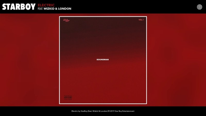 Starboy ft. Wizkid & London – Electric