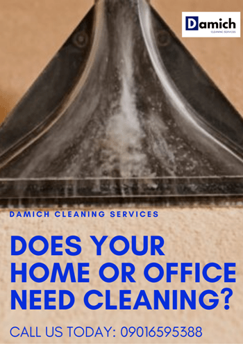 damich cleaning services