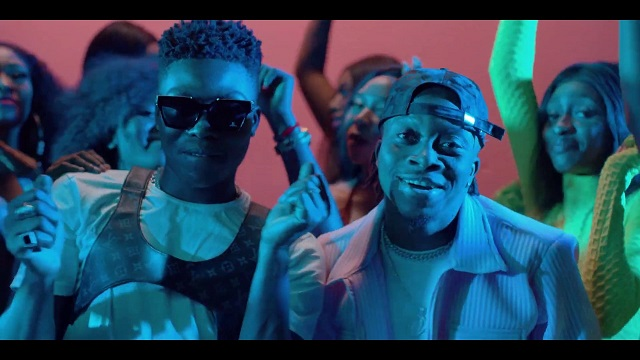 VIDEO: Oxlade – Craze ft. Reekado Banks