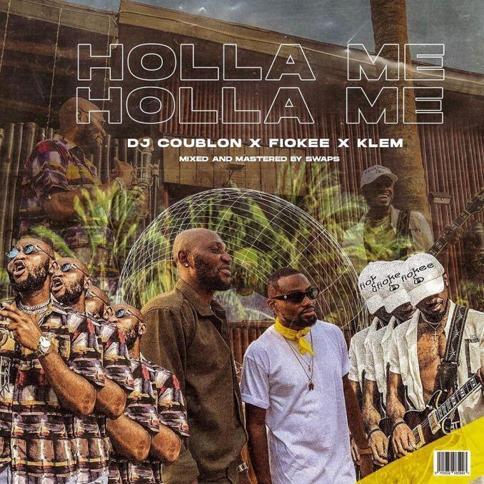 DJ Coublon - Holla Me ft. Klem
