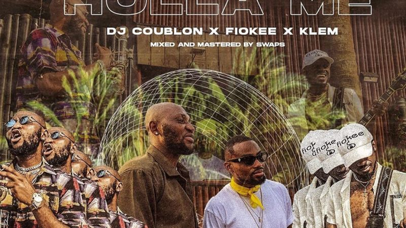 DJ Coublon – Holla Me ft. Klem, Fiokee