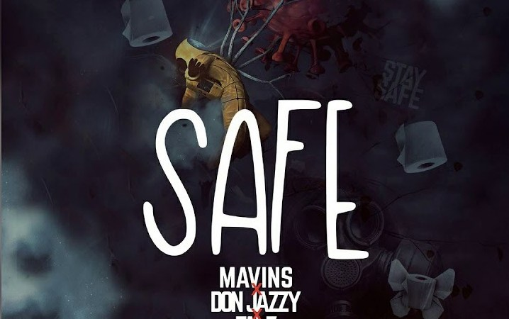 Don Jazzy – Safe ft. Falz