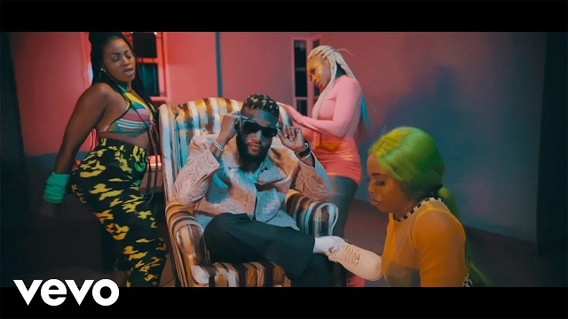 VIDEO: Kcee – Oya Parté