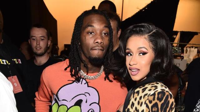 "Offset Posts Heartfelt Plea To Get Cardi B Back: ""I Apologize"""