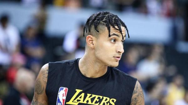 Kyle Kuzma Reacts To Lakers Picking Up His Option For 2020-21