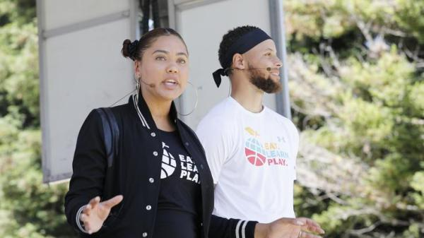 Ayesha Curry Explains Meaning Of Her & Steph