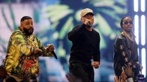 Team Lebron Victorious; Chance The Rapper Brings Special Guests To All-Star Game Halftime