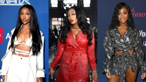 Megan Thee Stallion, SZA & Normani Drop Jaws On Rolling Stone Cover