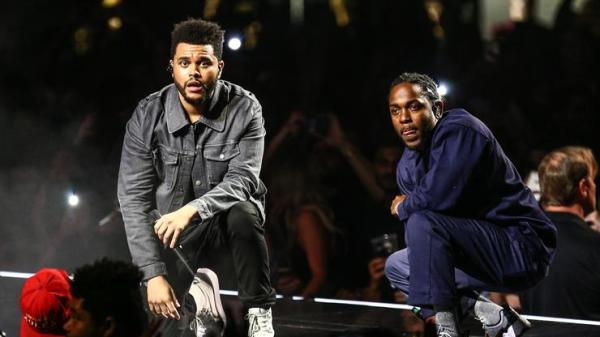 Kendrick Lamar & The Weeknd Sued Over Black Panther Soundtrack