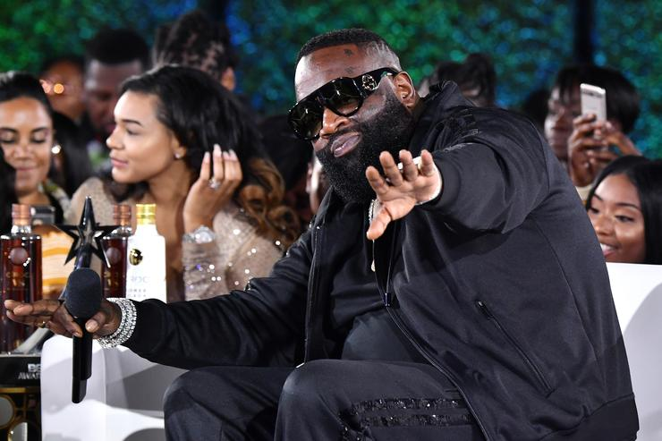 Rick Ross Shares First Photo Of His Newborn Son
