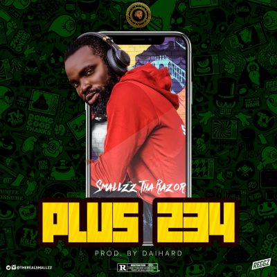 Smallzz - Plus 234 Ft Zlatan & Mr Eazi Mp3 Download