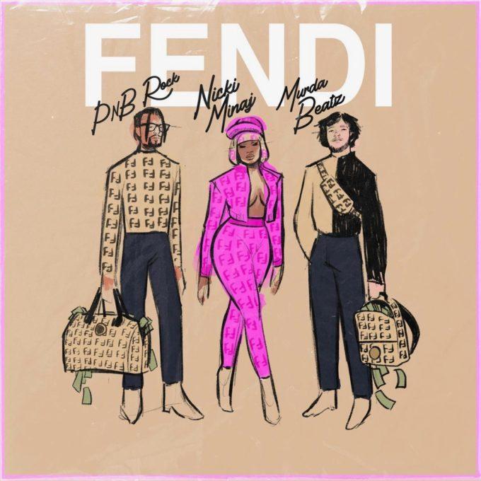 PnB Rock - Fendi Ft Nicki Minaj & Murda Beatz Mp3 Download