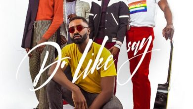 Photo of Ric Hassani – Do Like Say Ft DBYZ