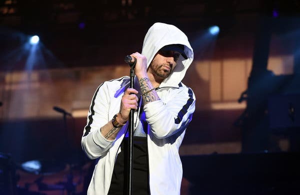 Eminem Greatest Rappers Of All Time