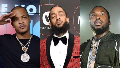 Photo of T.I. & Meek Mill Defends Nipsey Hussle's Legend Status After Wack 100's Hot Take