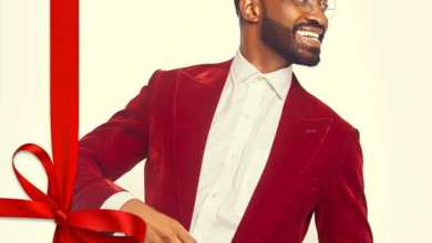 Photo of Ric Hassani – All I Want For Christmas Is You
