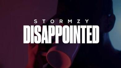 Photo of Stormzy – Disappointed