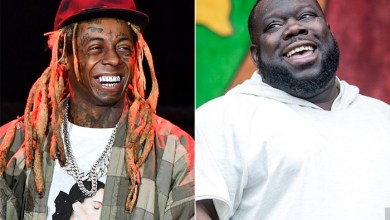 Photo of Lil Wayne Pays Tribute To 5th Ward Weebie