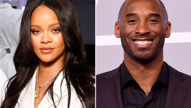 Photo of Rihanna pays Respect to Kobe Bryant