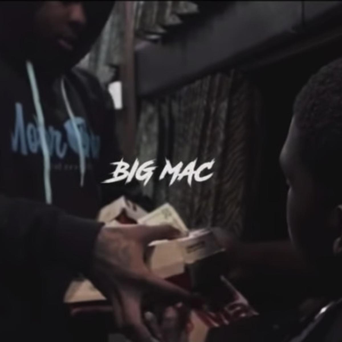 BlocBoy JB Big Mac