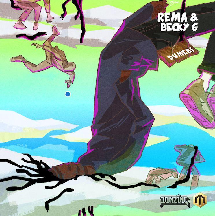 """Rema & Becky G - """"Dumebi Remix"""""""