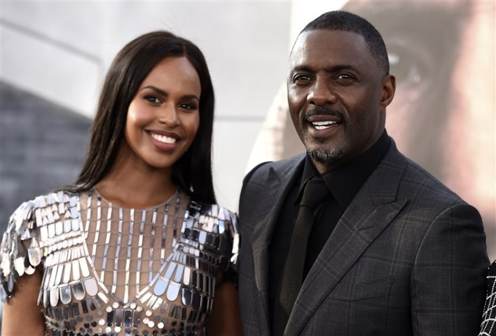 Idris Elba's Wife, Sabrina Dhowre, Reveals she has Tested Positive For Coronavirus
