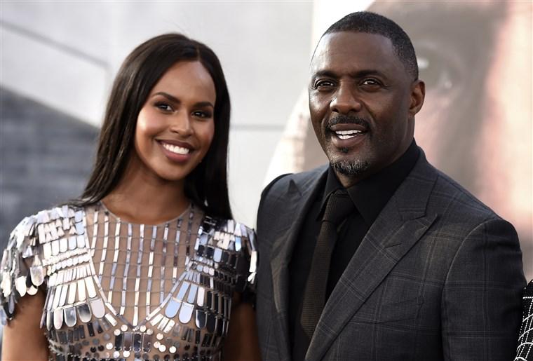 Idris Elba's Wife, Sabrina Dhowre, Reveals she has Tested Positive For Coronavirus