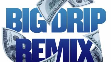Photo of Music: Fivio Foreign 'Big Drip Remix' Ft. Lil Baby & Quavo