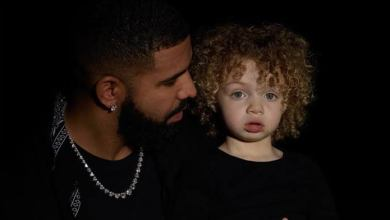 Photo of Drake Finally Shares Picture Of His Son Adonis for the First Time