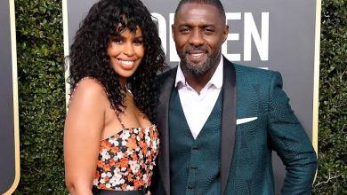 Photo of Idris Elba's Wife, Sabrina Dhowre, Reveals she has Tested Positive For Coronavirus