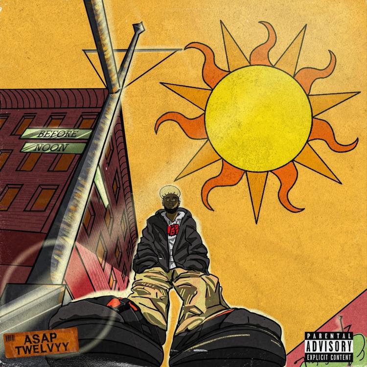 "A$AP Twelvyy ""Before Noon"" Album Stream"