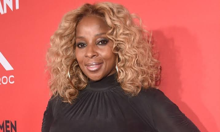Mary J. Blige Can't Be Life