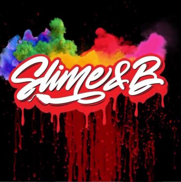 """Chris Brown & Young Thug """"Slime & B"""""""