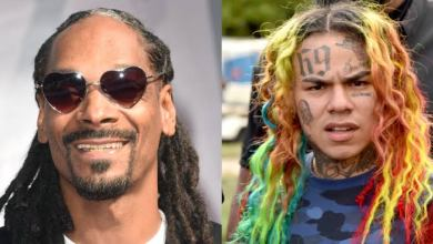 Photo of Snoop Dogg Responds To 6ix9ine's Snitch Allegations