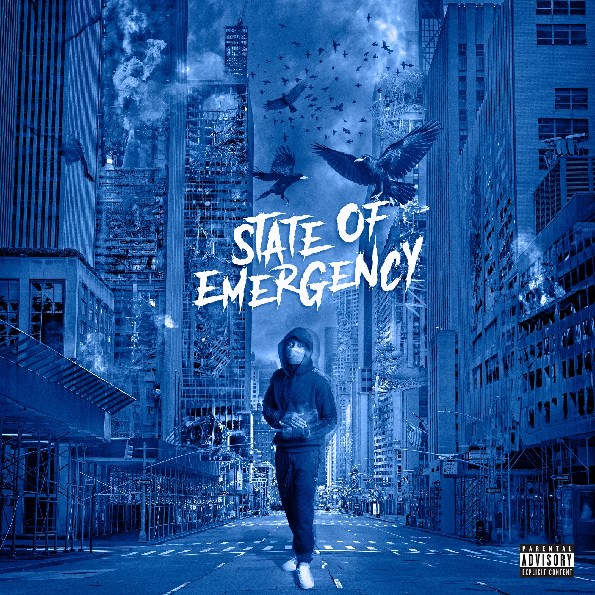 Lil Tjay State of Emergency Ep