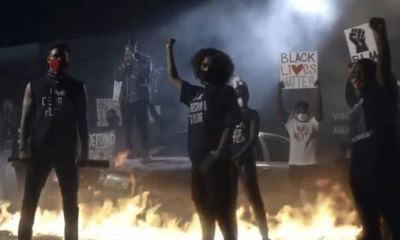 Watch DaBaby & Roddy Ricch Perform 'Rockstar' At 2020 BET Awards