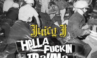 Juicy J New Music 'Hella F**kin' Trauma'