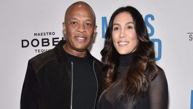 Photo of Dr. Dre's Wife Nicole Young Files for Divorce
