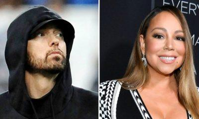 Eminem 'Stressed' Mariah Carey Will Expose Sex Life In Upcoming Memoir