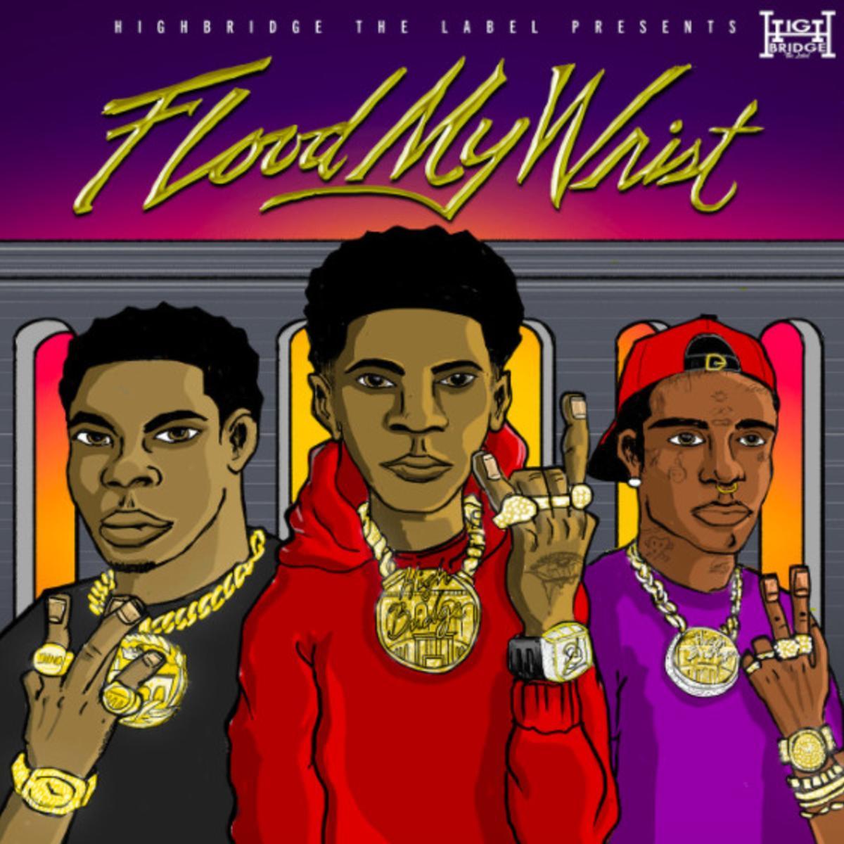 A Boogie Wit Da Hoodie & Don Q - Flood My Wrist Ft Lil Uzi Vert