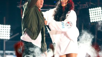 Photo of Eminem's Team Teases New Song With Rihanna