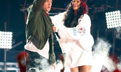 Eminem's Team Teases New Song With Rihanna