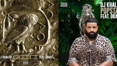 Photo of Dj Khaled & Drake Drops 2 New Singles 'Greece' & 'Popstar'