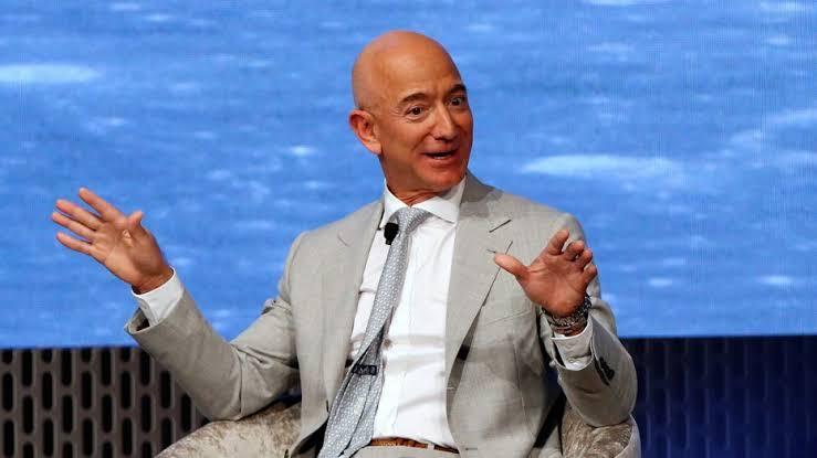 Jeff Bezos Declared The Richest Man