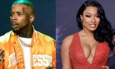Tory Lanez Allegedly Shot Megan Thee Stallion In The Foot