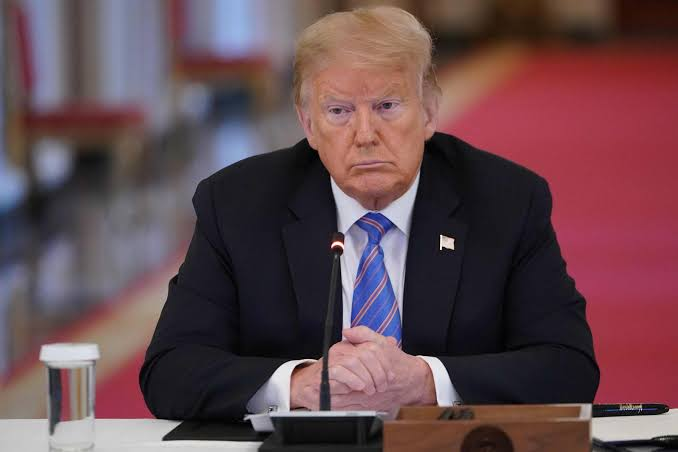 Donald Trump Formally Withdraws U.S. From World Health Organization