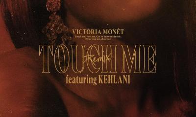 Victoria Monet - Touch Me Remix